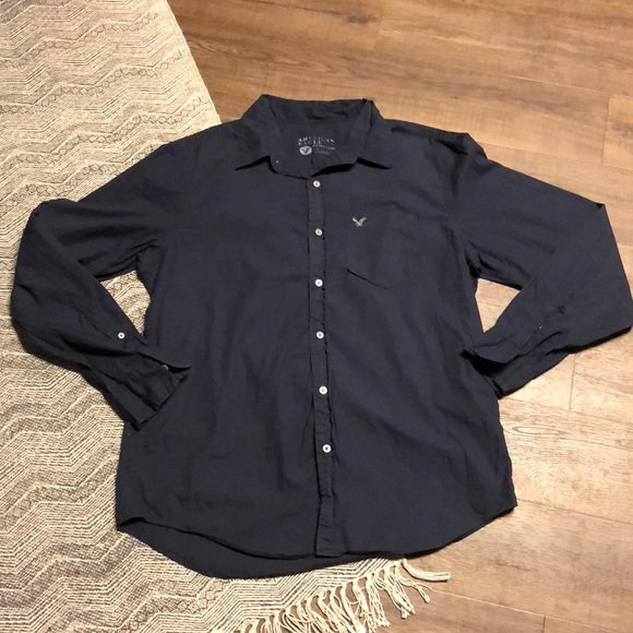 American Eagle Outfitters Other - American Eagle Button Down Shirt - L